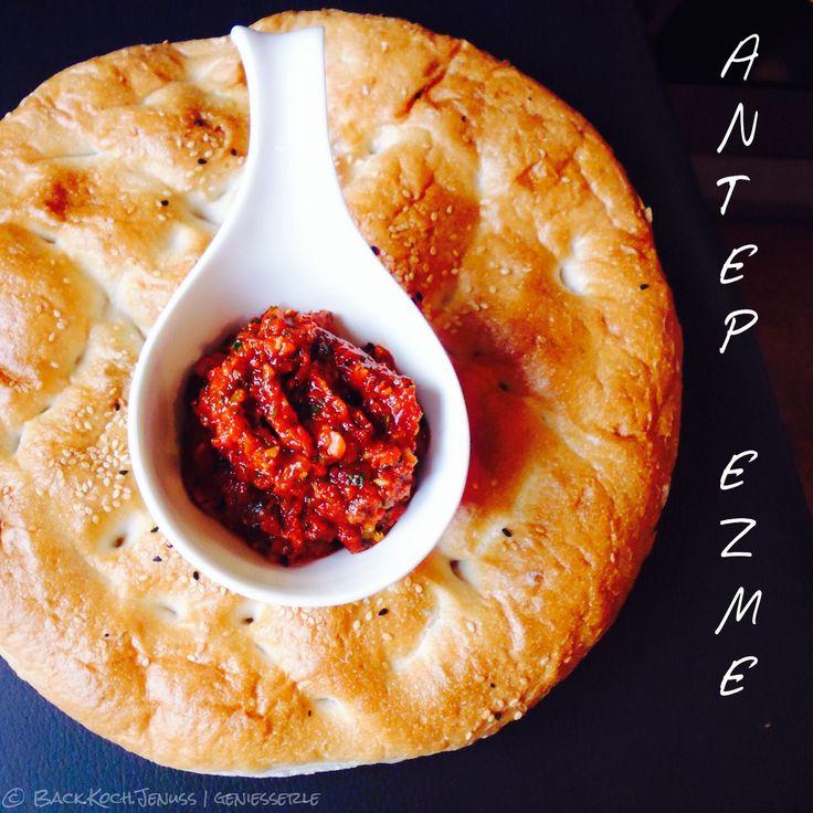 Antep Ezme | ein leckerer, scharfer Dip aus der Türkei