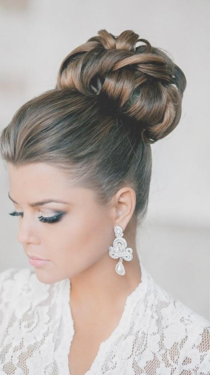 ▷ 9+ Ideen und Inspirationen für fantastische Dutt Frisuren