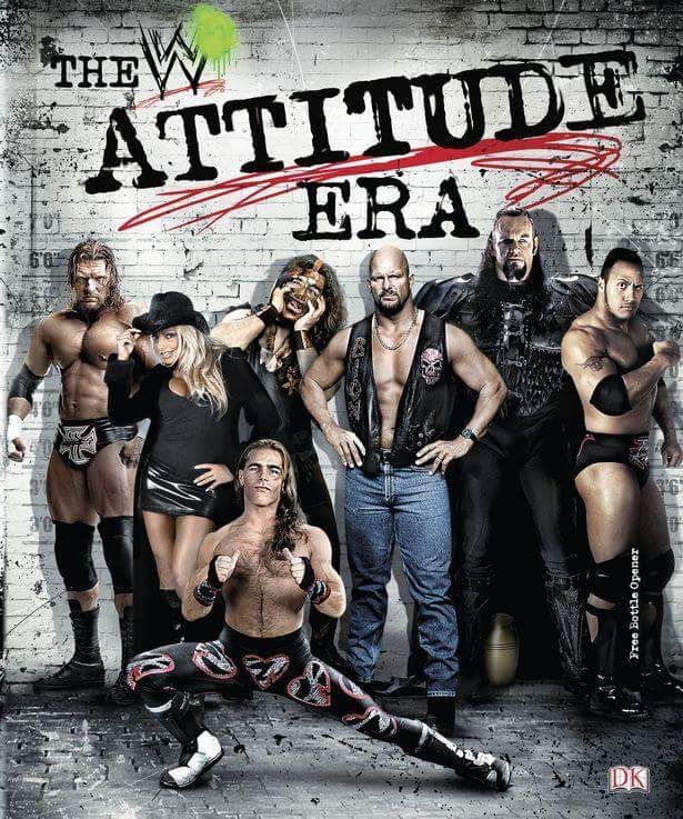 WWE Attitude Era                                                                                                                                                      More