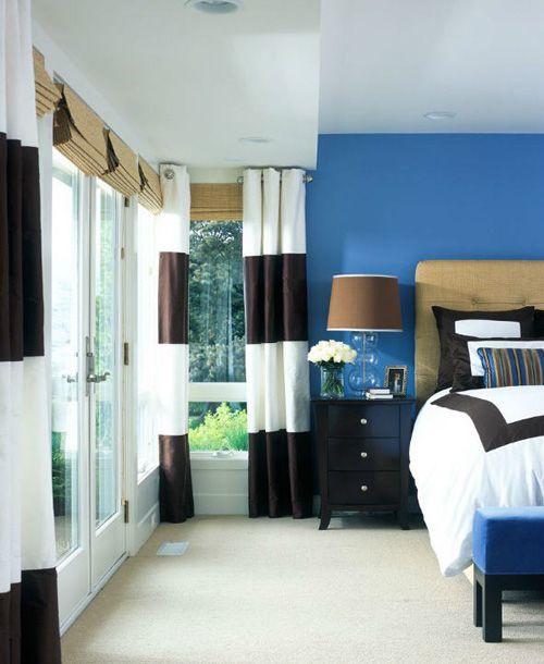 Light Blue Master Bedroom: 25+ Best Ideas About Blue Brown Bedrooms On Pinterest