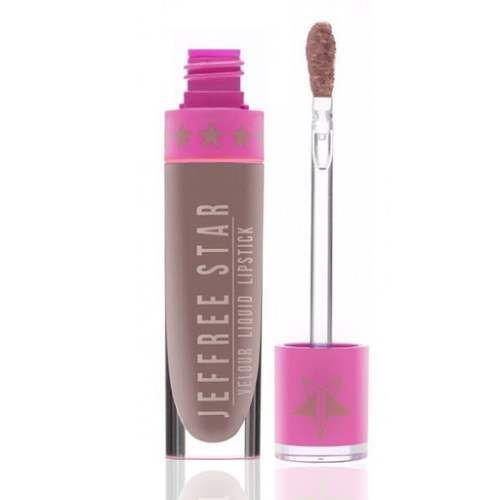 """Posh Spice Jeffree Star Velour Liquid Lipstick Posh Spice is a dreamy greige taupe which is the perfect """"nude"""" lipstick if you're looking for something unique.The Jeffree Star liquid lipstick goes on opaque, dries completely matte and stays on for hours!This product is 100% vegan and cruelty-free! �Paraben and gluten-free0.19 oz.�"""