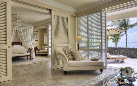 Mauritius Luxury Hotel - The Residence Mauritius -Accommodation