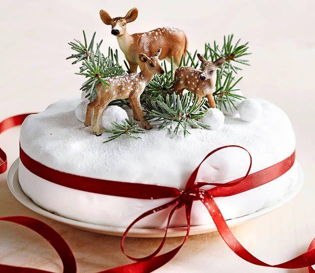 Joulukakku - leivo klassiset kakut itse joulupöytään! | Kotivinkki