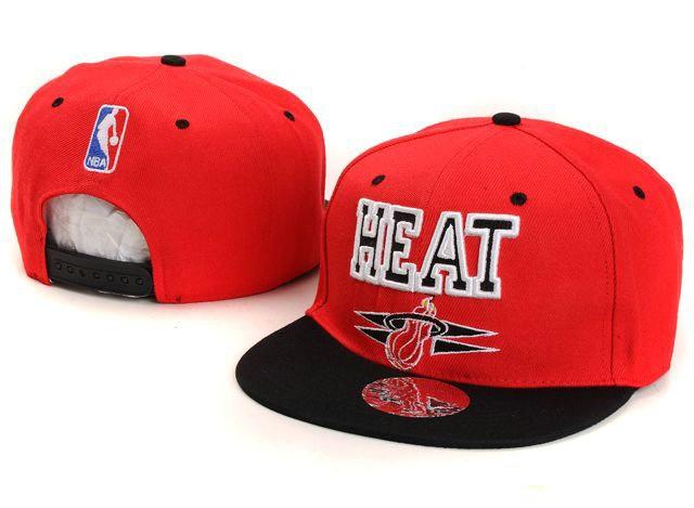 Snapback NBA Hats | NBA Maimi Heat M Snapback Hat id08 - $8.00 - Cheap Snapbacks ...