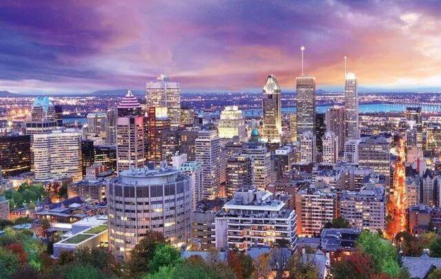 أين تقع مونتريال واهم المناطق السياحية بها ولغة وديانة سكانها Skyline San Francisco Skyline New York Skyline