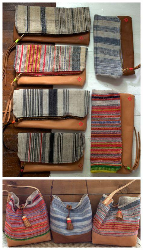 BAG( FABRIC), BOLSOS (DE TELA) on Pinterest | 76 Pins