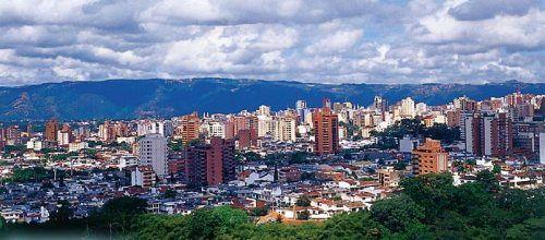 Bucaramanga - La ciudad de los parques