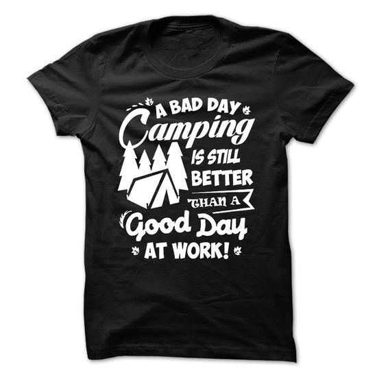 CAMPING ! - #tee shirt #grey shirt. SATISFACTION GUARANTEED  => https://www.sunfrog.com/Camping/CAMPING--51374113-Guys.html?60505