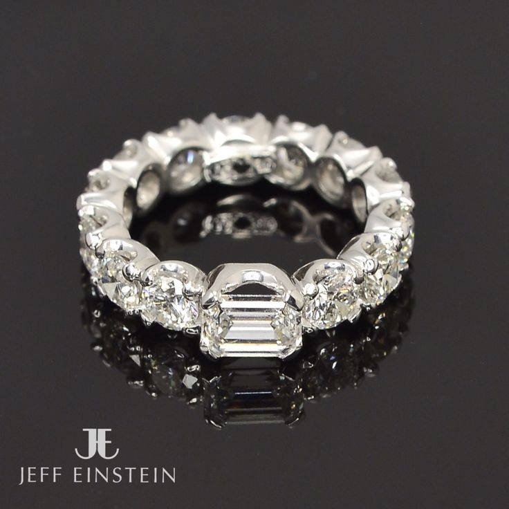 A taste of the new Jeff Einstein Collection! Come in store to see the rest of this exciting new range ✨ . . #jeffeinsteinjewellery #doublebay #sydney #weddingband #eternityring #jewelry #jewellery #diamonds #diamondring #fashion #style #fashionblogger #emeraldcut