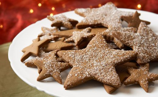 #Epicure Classic Holiday Gingerbread Cookies
