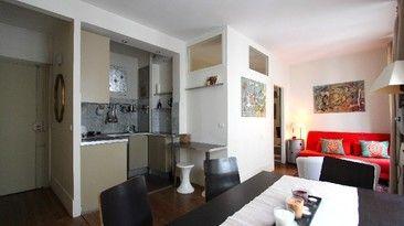 Charmant 2 pièces de 35 m² à louer meublé rue Monsieur Paris 7ème