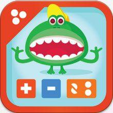 1e Montessori rekensommen – app review