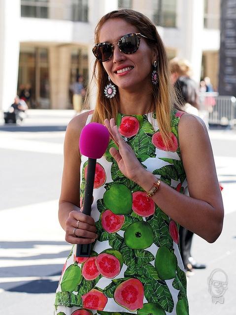 New York City Fashion Week by Olympus #Visionary Spiro Mandylor.Fashion Weeks, Ana Fashion, Cities Fashion
