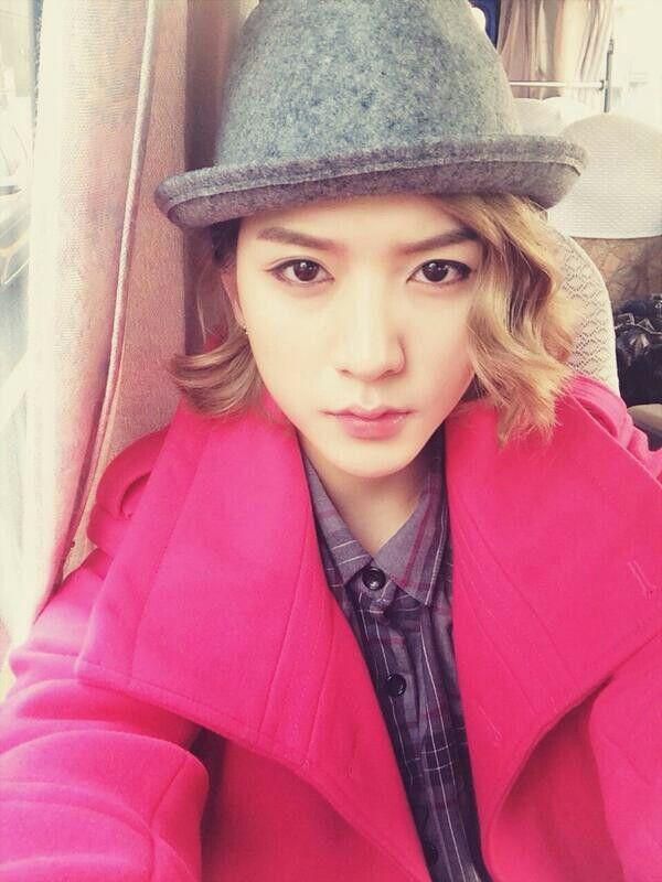 Ren (Choi Minki) from Nu'est