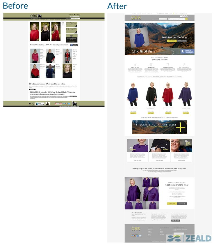 OBN NZ Merino - The art and science of good #websitedesign #website #websiteredesign #webdesign #designinsperation #rethinkyourwebsite #layout #redesign #redesignideas #redesigninspiration #creative #landingpages #beforeafter #responsive #leadgeneration