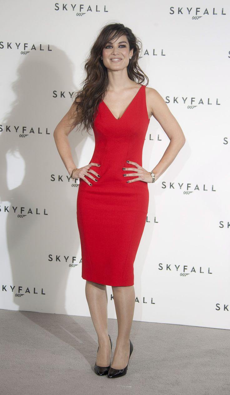 Berenice Marlohe Skyfall Dress Berenice Marlohe - red...