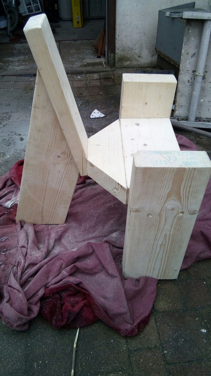 2 / 2by6 stuhl – Salvabrani