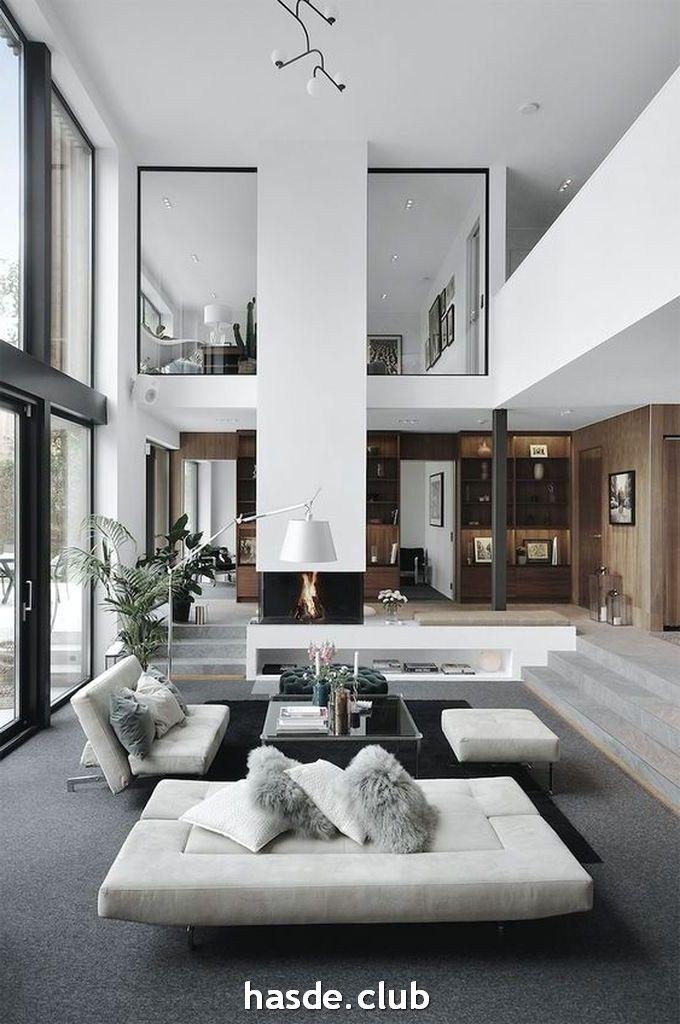 2020 Top 28 Amazing Interior Design Ideas For Modern Loft Warm Home Decor Home Modern House Design