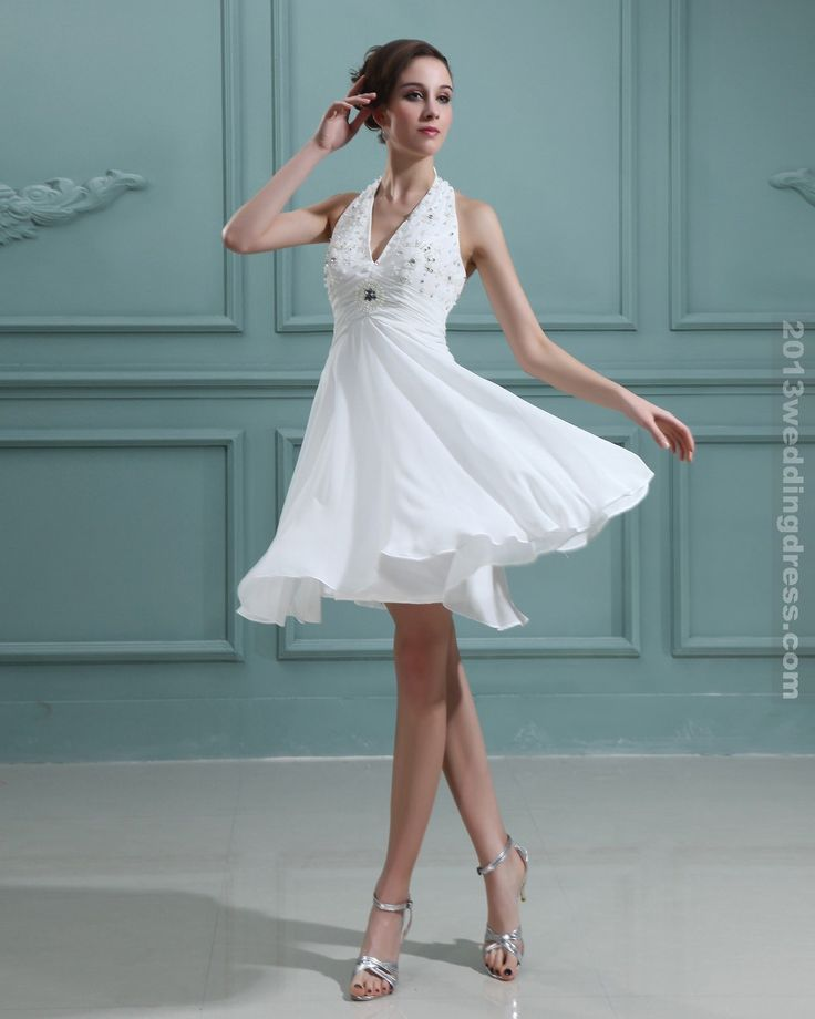 39 best Wedding Dress Inspiration images on Pinterest | Short ...