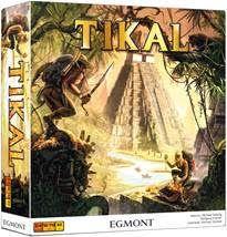 logo przedmiotu Tikal (wersja polska)