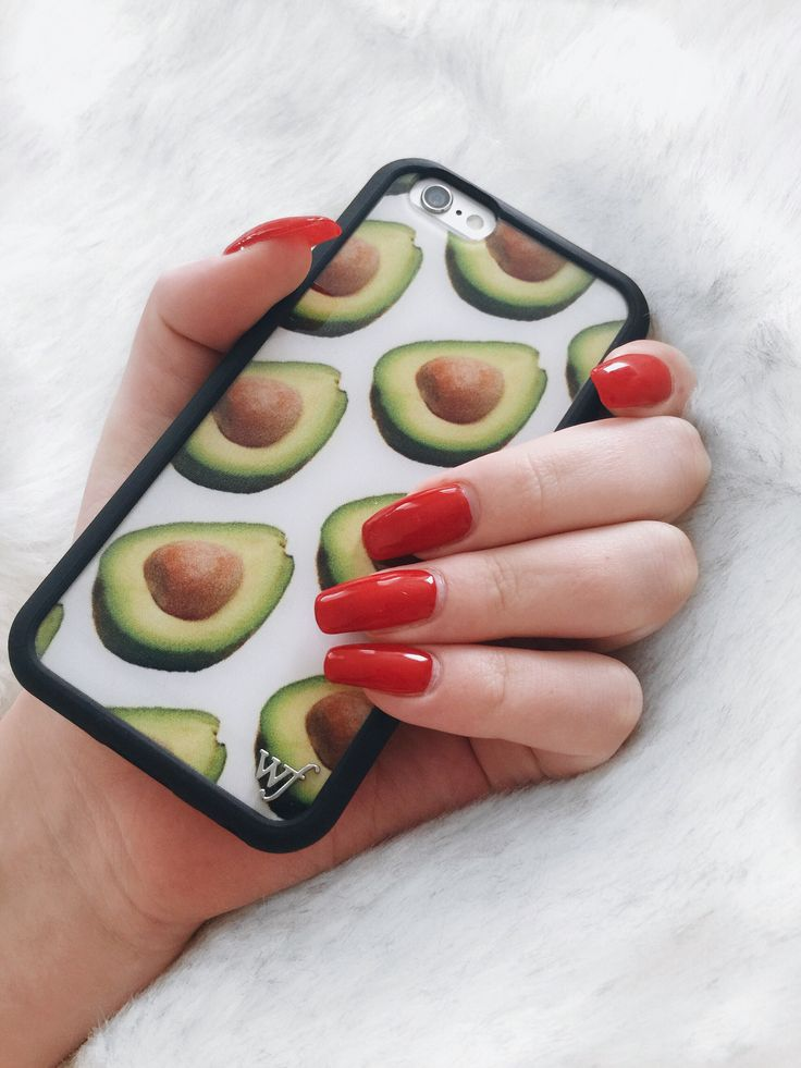 Avocado iPhone 6/6s Case - Wildflower cases  - 2