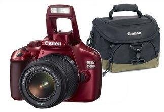 Canon EOS 1100 D Spiegelreflex Kamera im Online Shop von Ackermann Versand