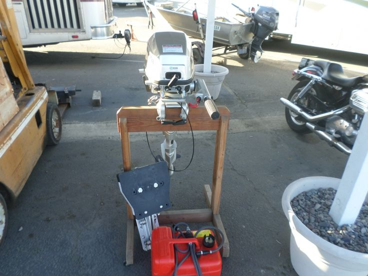 2004 Honda Outboard Motor For Sale by Owner