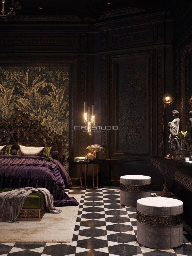 Black Gold Gold Rooms Master Bedroom Design Black Gold Bedroom