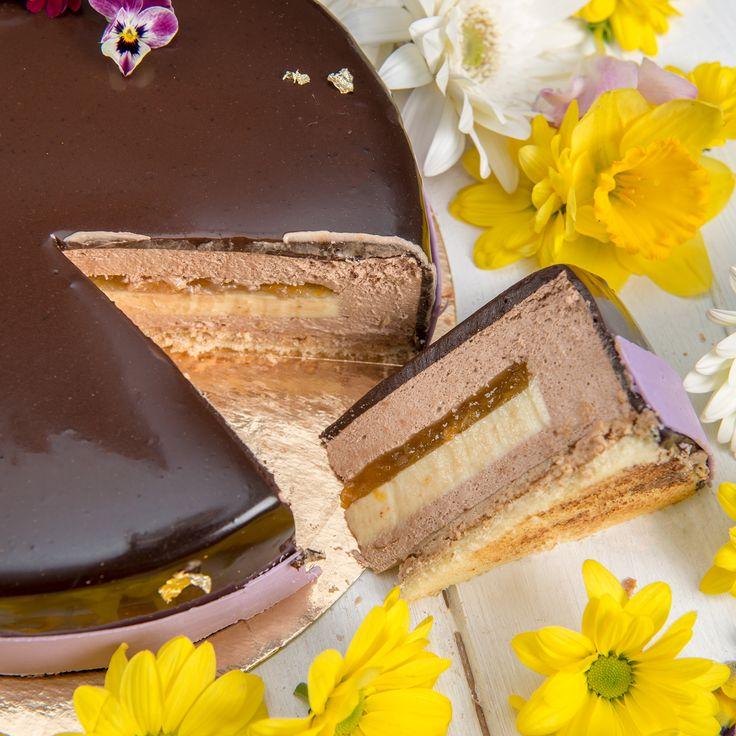 Pentru cei ce iubesc combinațiile unice, am creat tortul Bergamot Mousse.