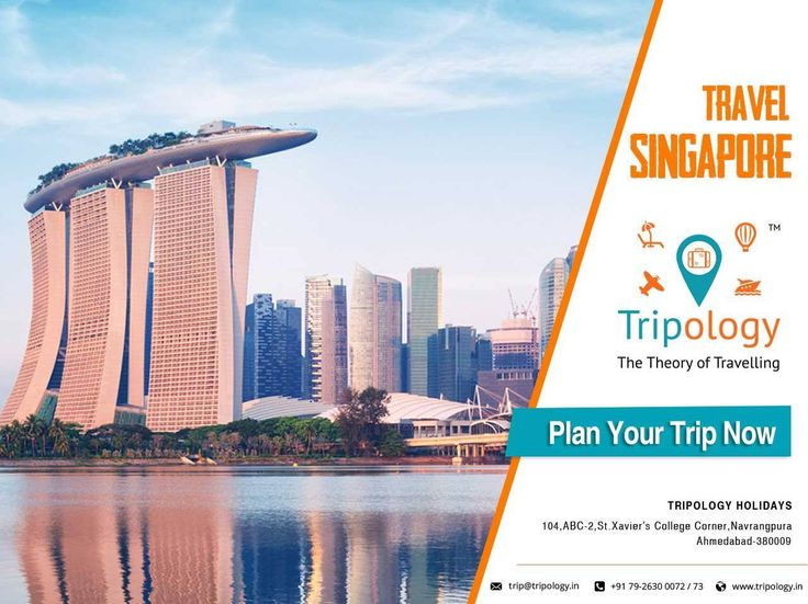 Plan your trip to Singapore with Tripology Holidays. For more information visit our website: www.tripology.in  Or Call Us @: +91 9879323111 #Tripology #Holidays #Singapore #Tour #Packages #Travel