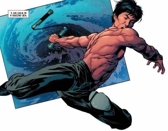 House Of Comics Shang Chi By Mike Deodato Jr Marvel Comic Character Comics Comic Book Pages