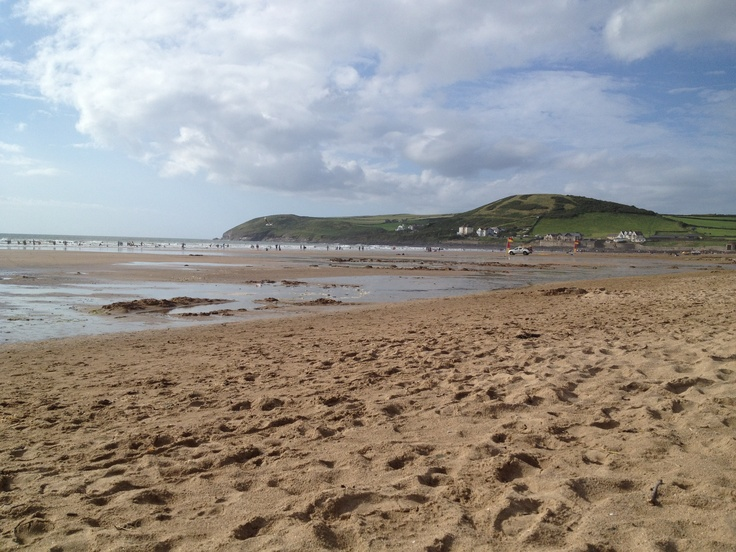 Croyde Bay - lovely first family holiday
