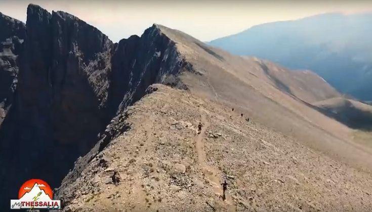 «Κόβει την ανάσα» το επίσημο βίντεο από τον 5ο Faethon Olympus Marathon