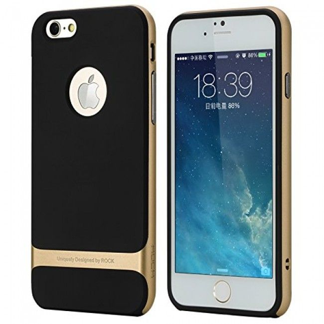 Rock Royce Case - Champagne Gold (iPhone 6 Plus) - myThiki.gr - Θήκες Κινητών-Αξεσουάρ για Smartphones και Tablets - Rock Champagne Gold
