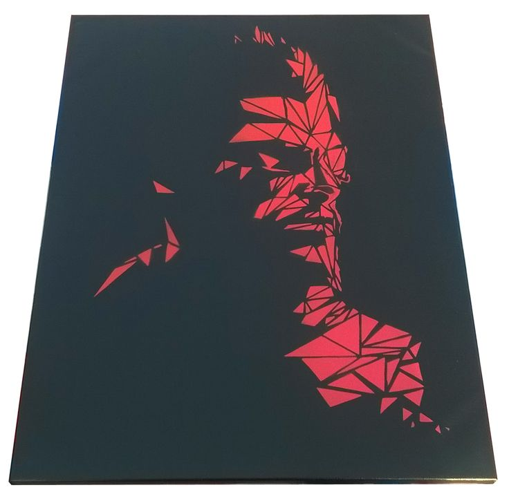 Deus Ex Human Revolution stencilart