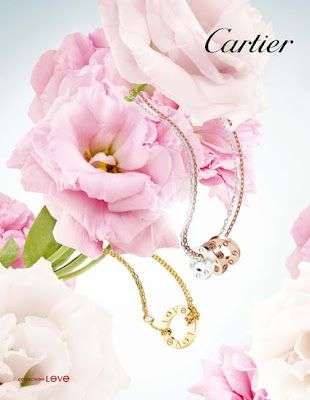 """Cartier campaign """"Valentine's Day Hong Kong"""""""