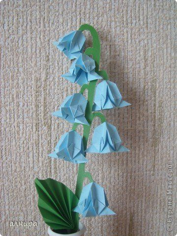 152 best origami images on pinterest origami flowers origami master class of origami origami bellflower mk photo paper 1 mightylinksfo