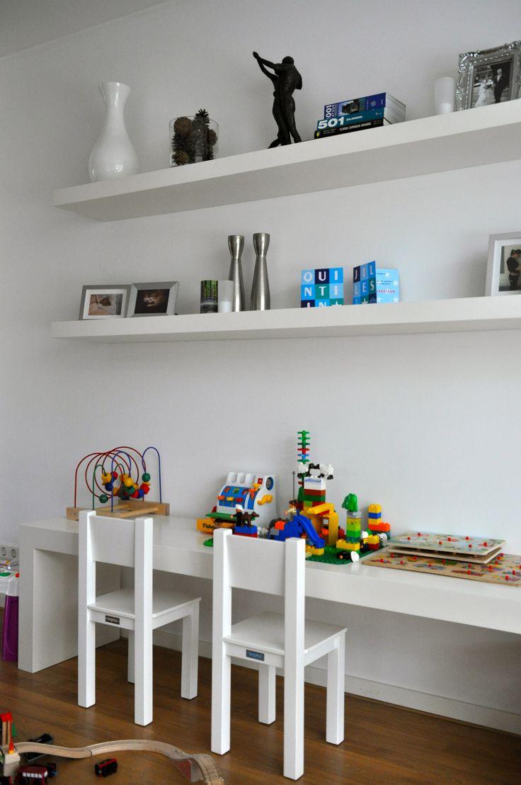 kinderhoek in woonkamer na STIJLIDEE Interieuradvies en Styling