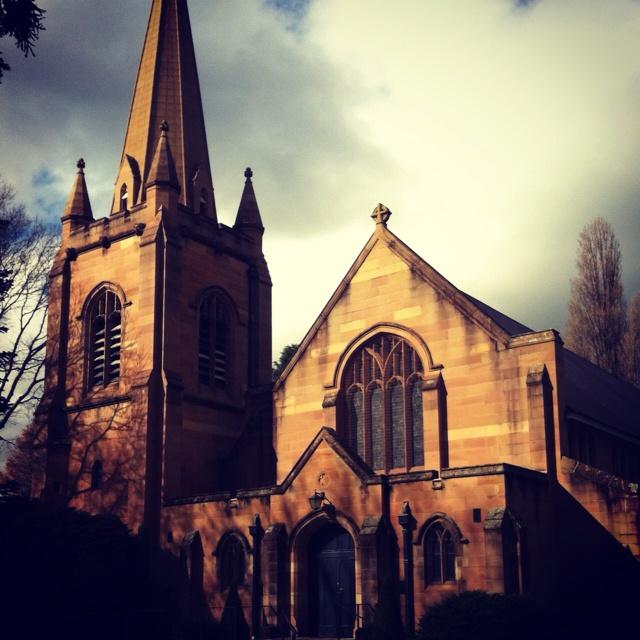 Lithgow Church