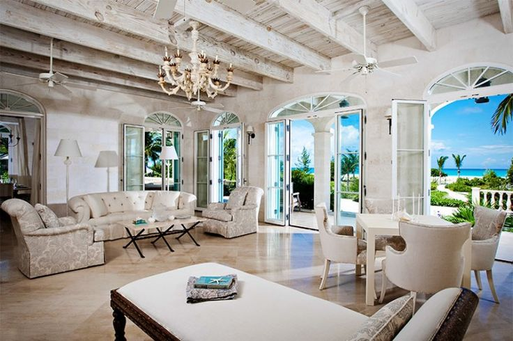 Saving Grace Stunning living room http://turksandcaicos.exceptionalvillas.com/amazing-grace-5-bedrooms-grace-bay/l227