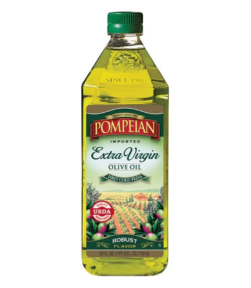 Pompeian Extra Virgin Olive Oil - GoodHousekeeping.com