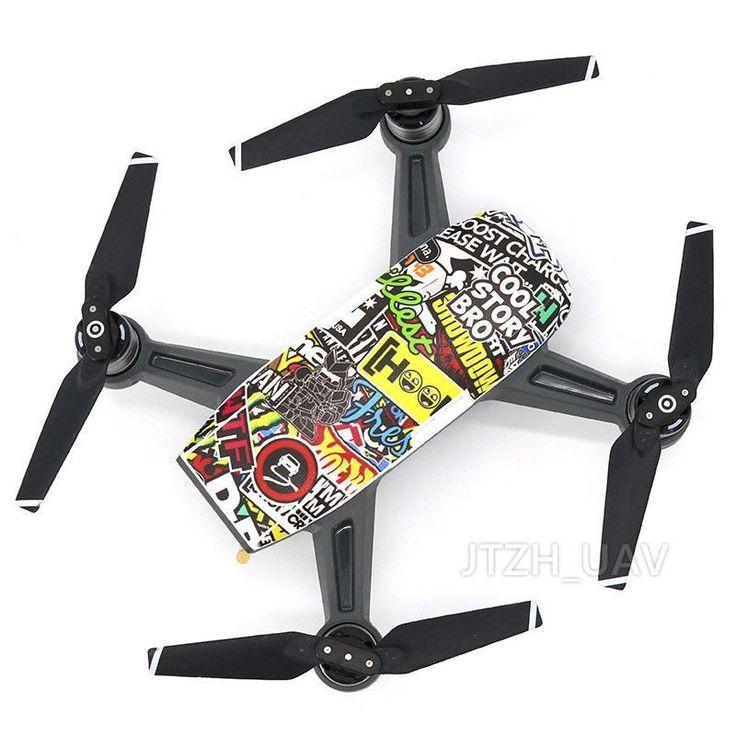 Защита от падения синяя для дрона спарк купить вош цена с доставкой в астрахань