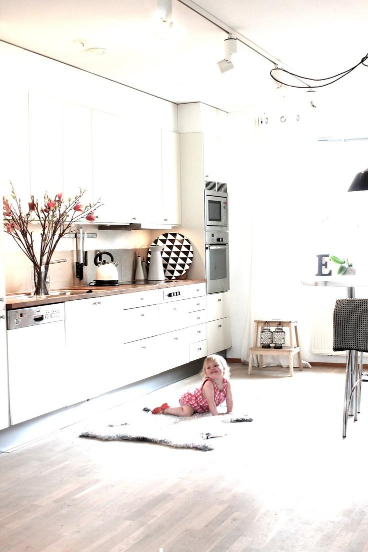 """Über 1.000 ideen zu """"scandinavian open plan kitchens auf pinterest ..."""