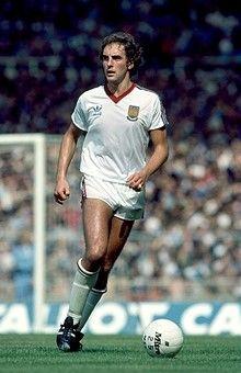 Paul Brush West Ham United 1980