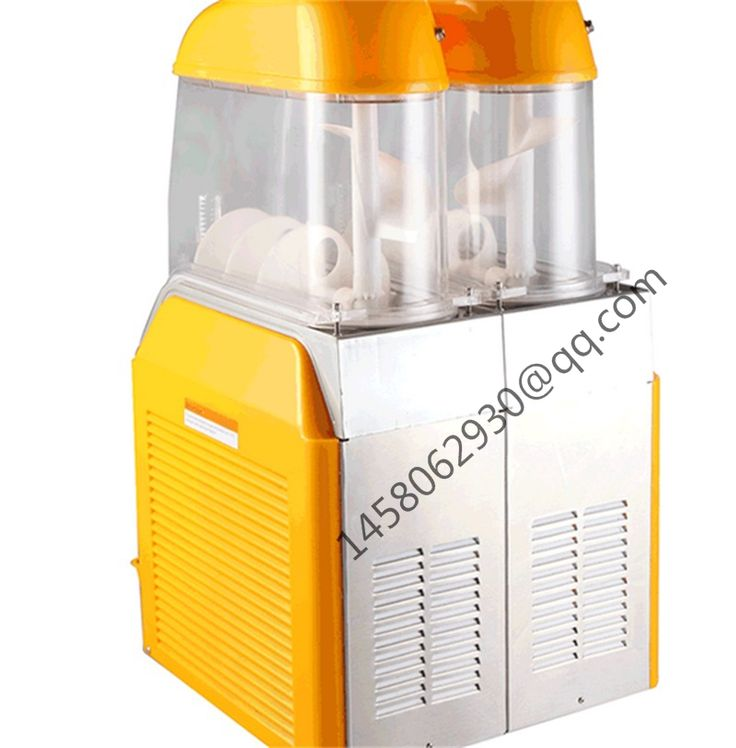 With CE approval cheapest commercial ice slush machine,slush puppy machine