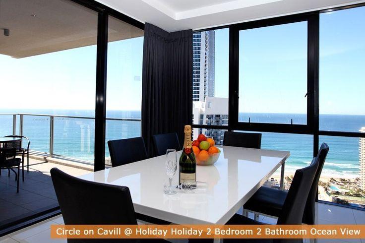 Surfers Paradise apartment rental - Circle on Cavill $1225