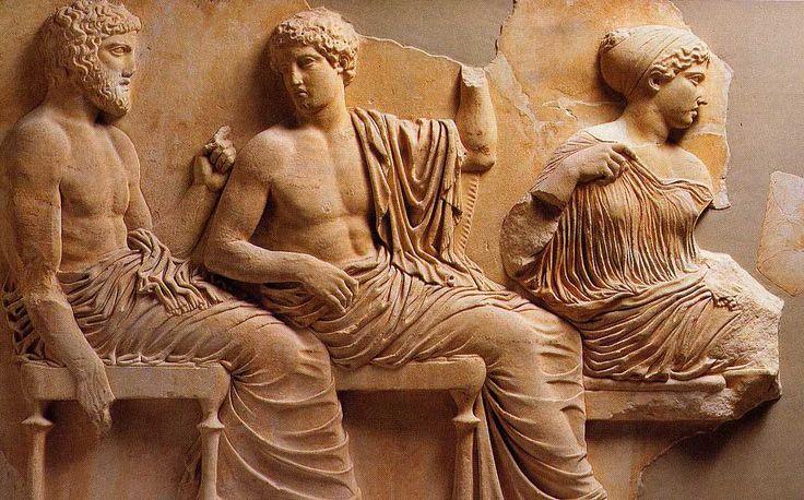 greek and roman sculpture | Greek Art : The Classical Period ...