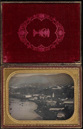 Daguerrotipo de Valparaiso