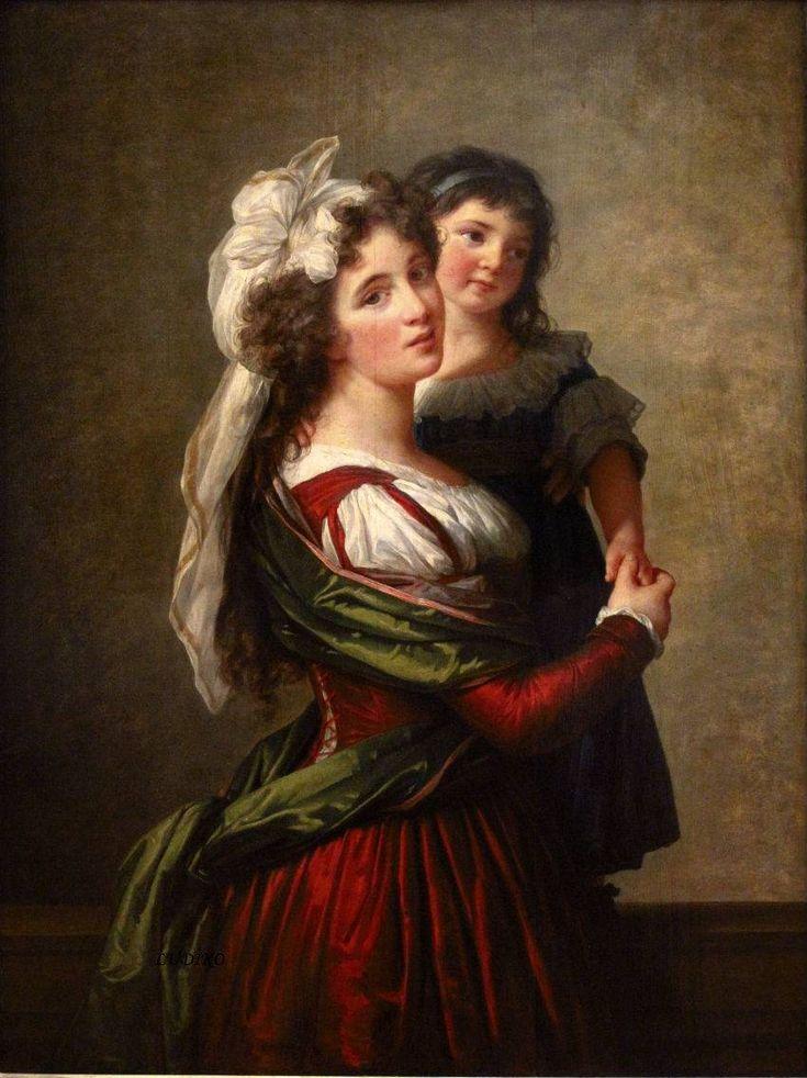 Populaire 211 best Élisabeth Vigée LeBrun - Art images on Pinterest | Female  ZA51