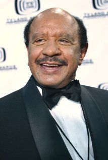 """Sherman Hemsley, actor, spent his final years in El Paso, Texas..."""" Movin' on up to the DEluxe apartment in the sky."""""""